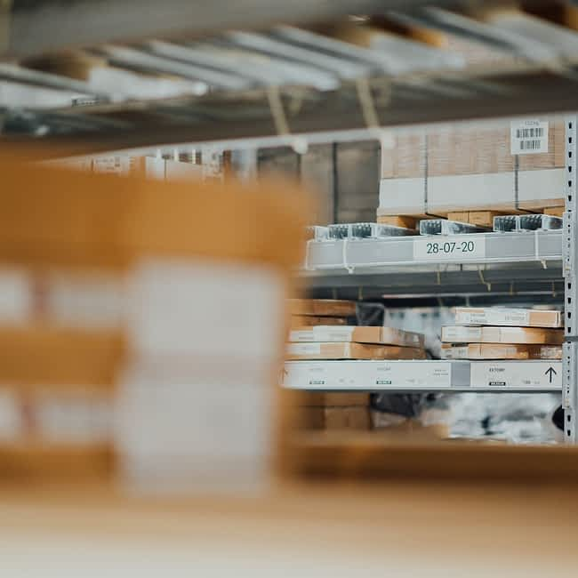 Delivery Management Warehouse