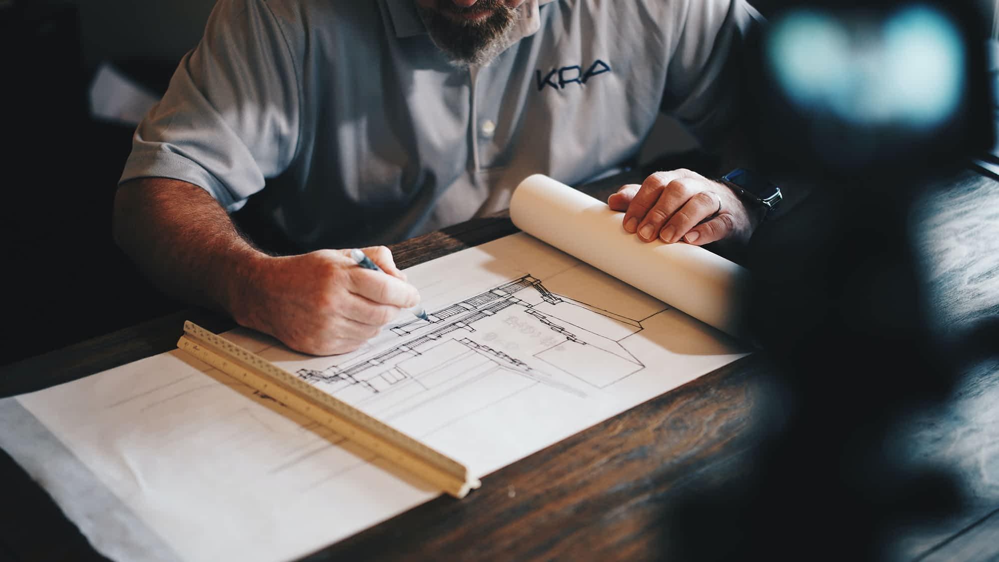 Contractor Management Pen Paper Draw