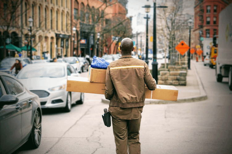 Delivery Management Courier