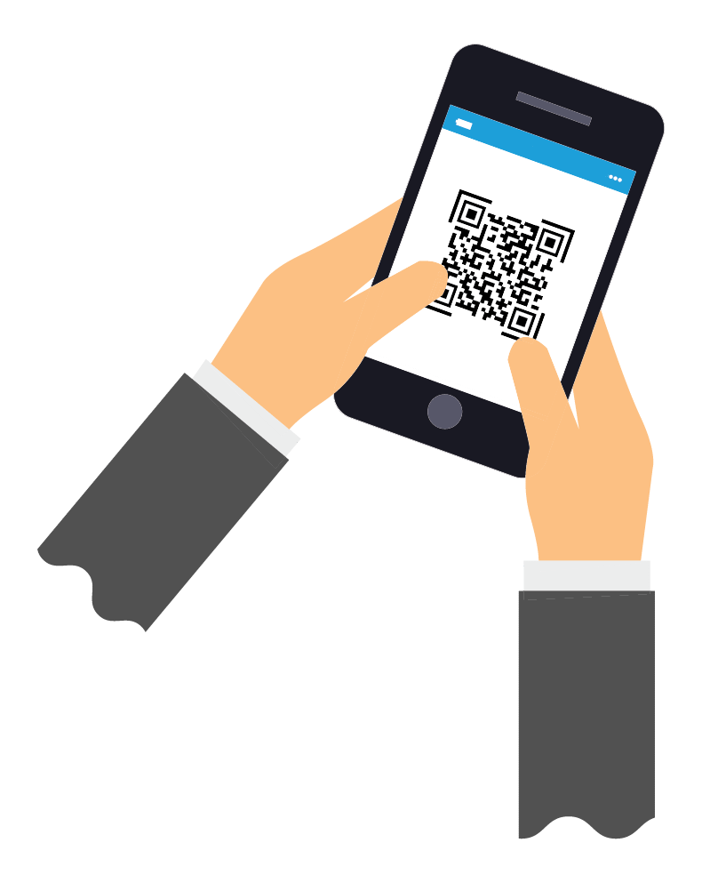 Using iphone for QR